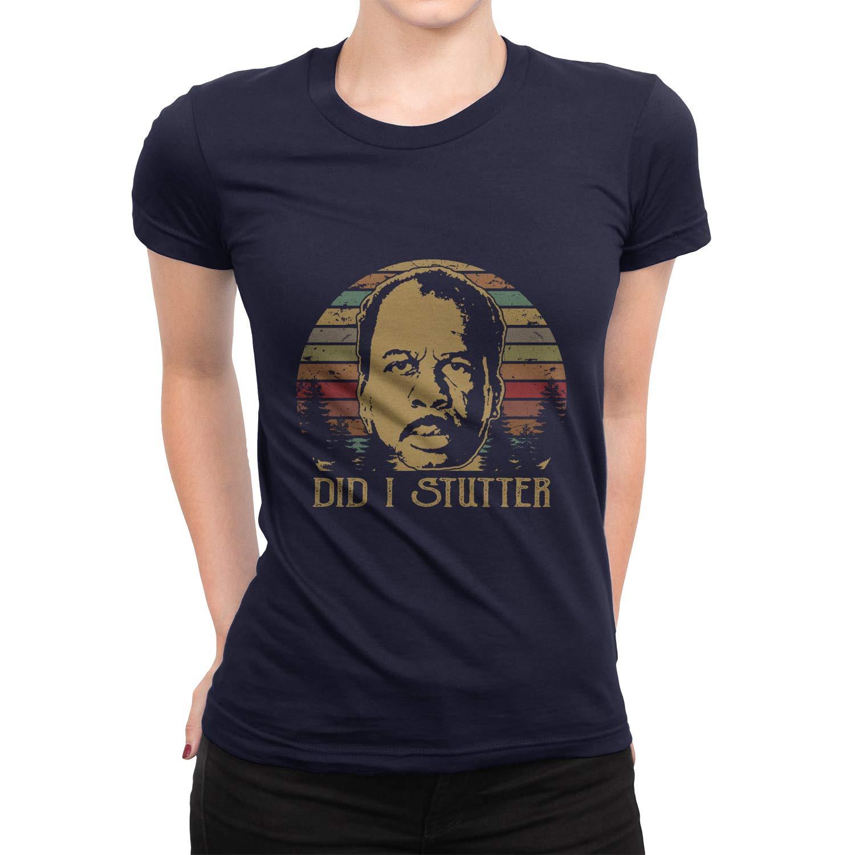 Zoko Apparel Did I Stutter T-Shirt