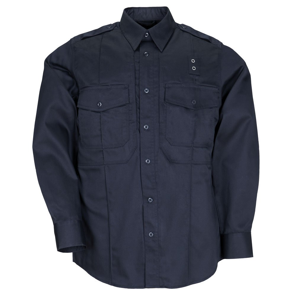 5.11 Tactical #72345 Men's PDU Long Sleeve Twill Class B Shirt 5-72345