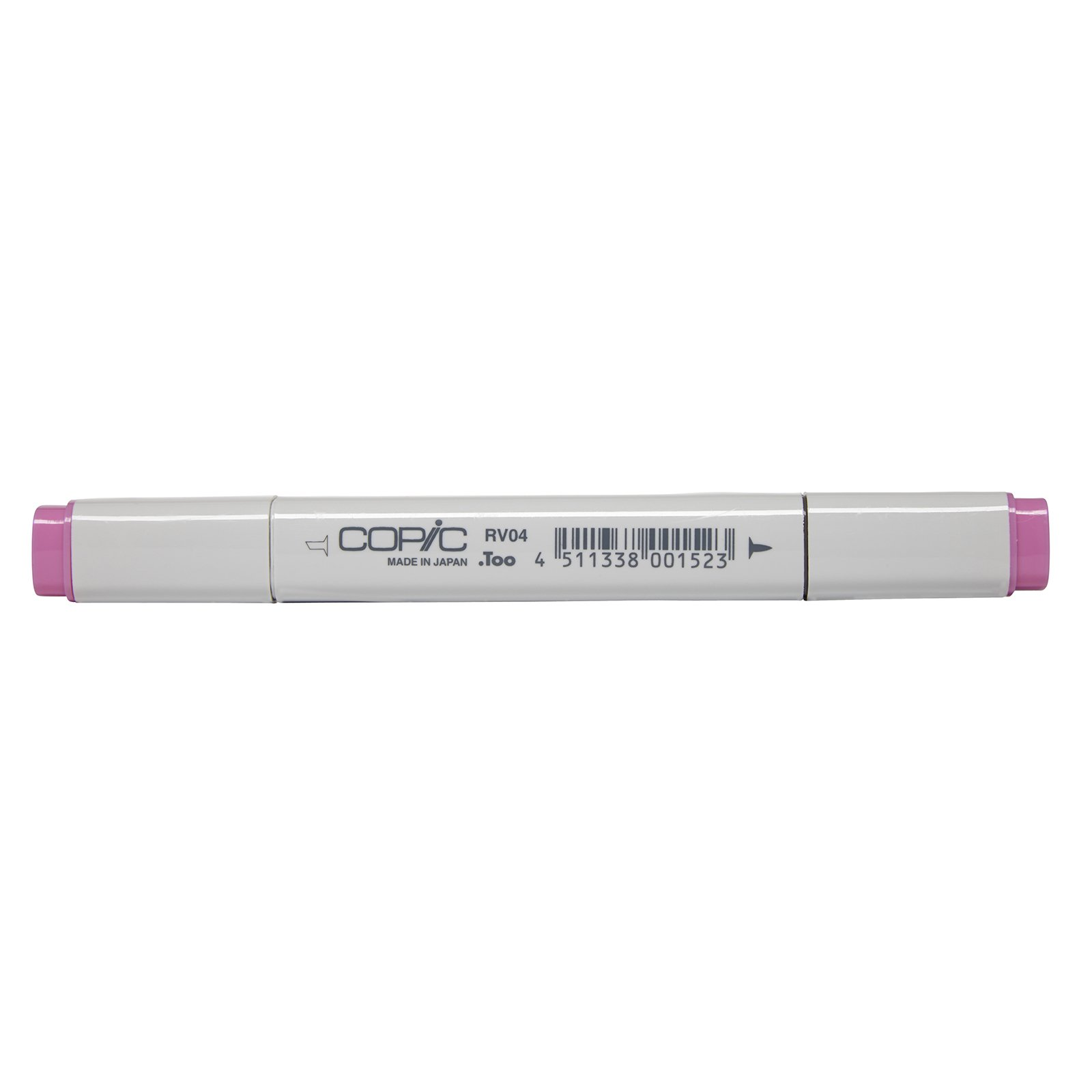 Copic Marker with Replaceable Nib, RV04-Copic, Shock Pink