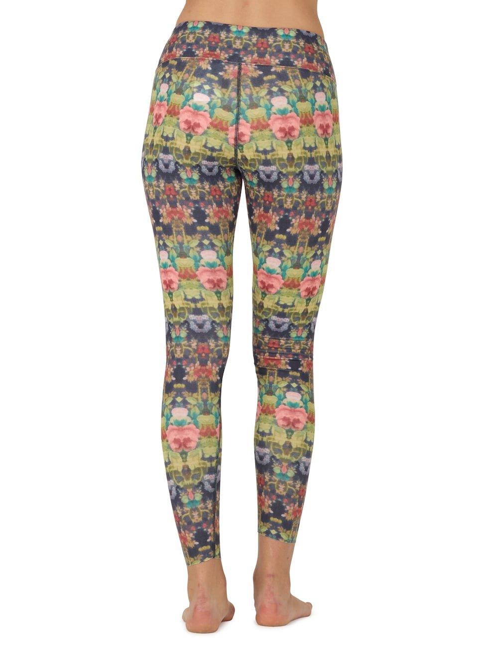 Burton Women's Midweight Pants, Kaleidoscope, Medium by Burton (Image #4)
