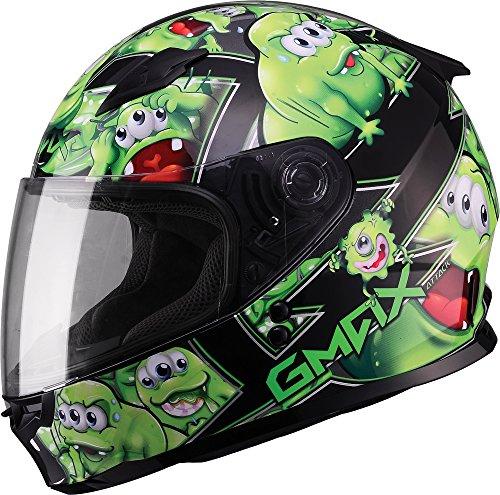 Youth Full Face Street Helmet - 6