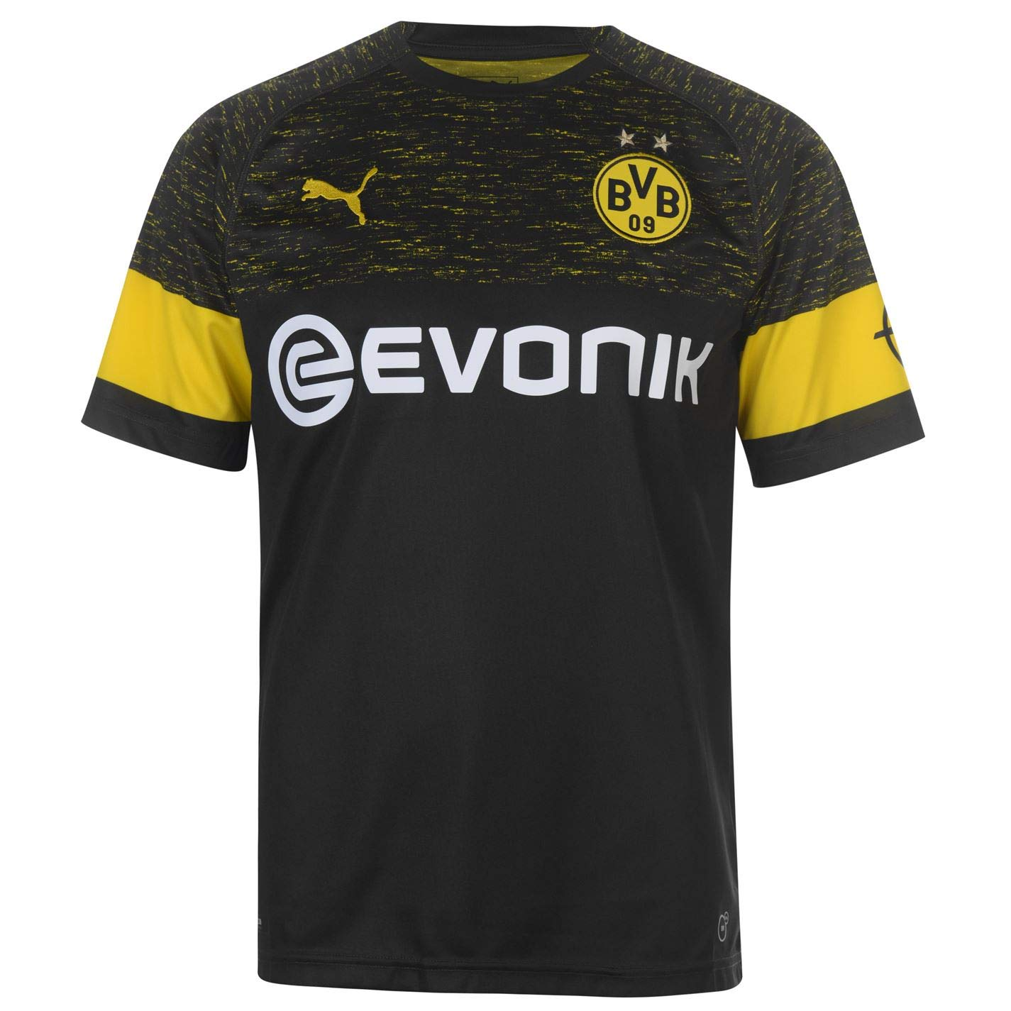 PUMA 2018-2019 Borussia Dortmund Away Football Shirt