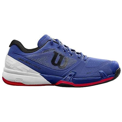 Wilson Rush Pro 2.5 Clay, Zapatillas de Tenis para Hombre