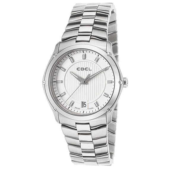 EBEL Sport 1216017 - Reloj mujer de cuarzo, acero inoxidable.