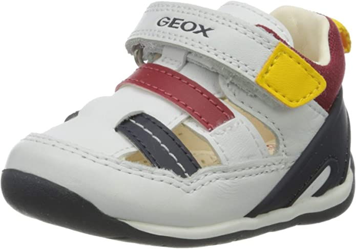 Geox B Each Boy B Baskets Basses b/éb/é gar/çon