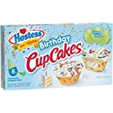 Hostess Birthday Cake Cupcake Limited Edition