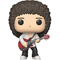 Funko Pop Vinyl: Rocks: Queen: Brian May Figura, Multicolore, 33720
