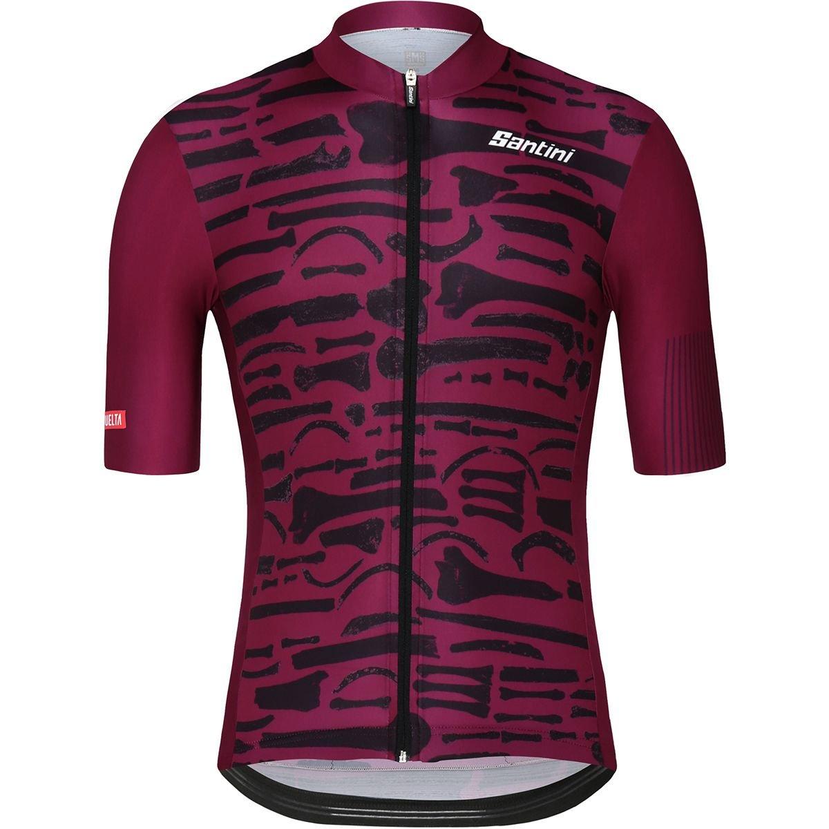正規通販 Santini La huesera huesera Rider – Jersey – Men 's Large Jersey 1色 B07FF4BNQB, ハイベル オンラインショップ:58ecafa9 --- martinemoeykens-com.access.secure-ssl-servers.info