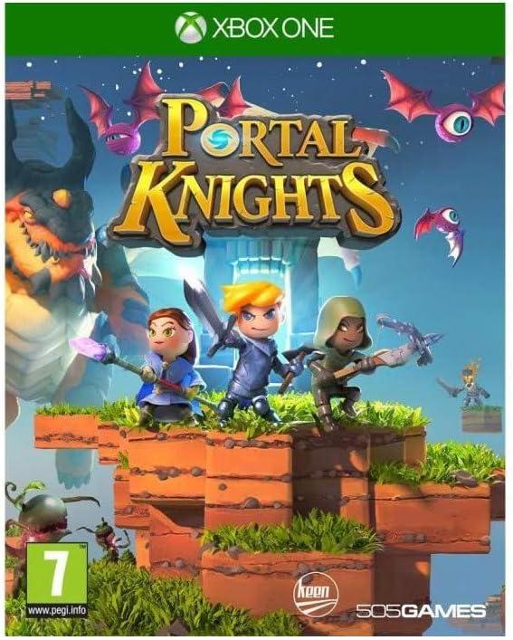 Portal Knights Jeu Xbox One: Amazon.es: Videojuegos