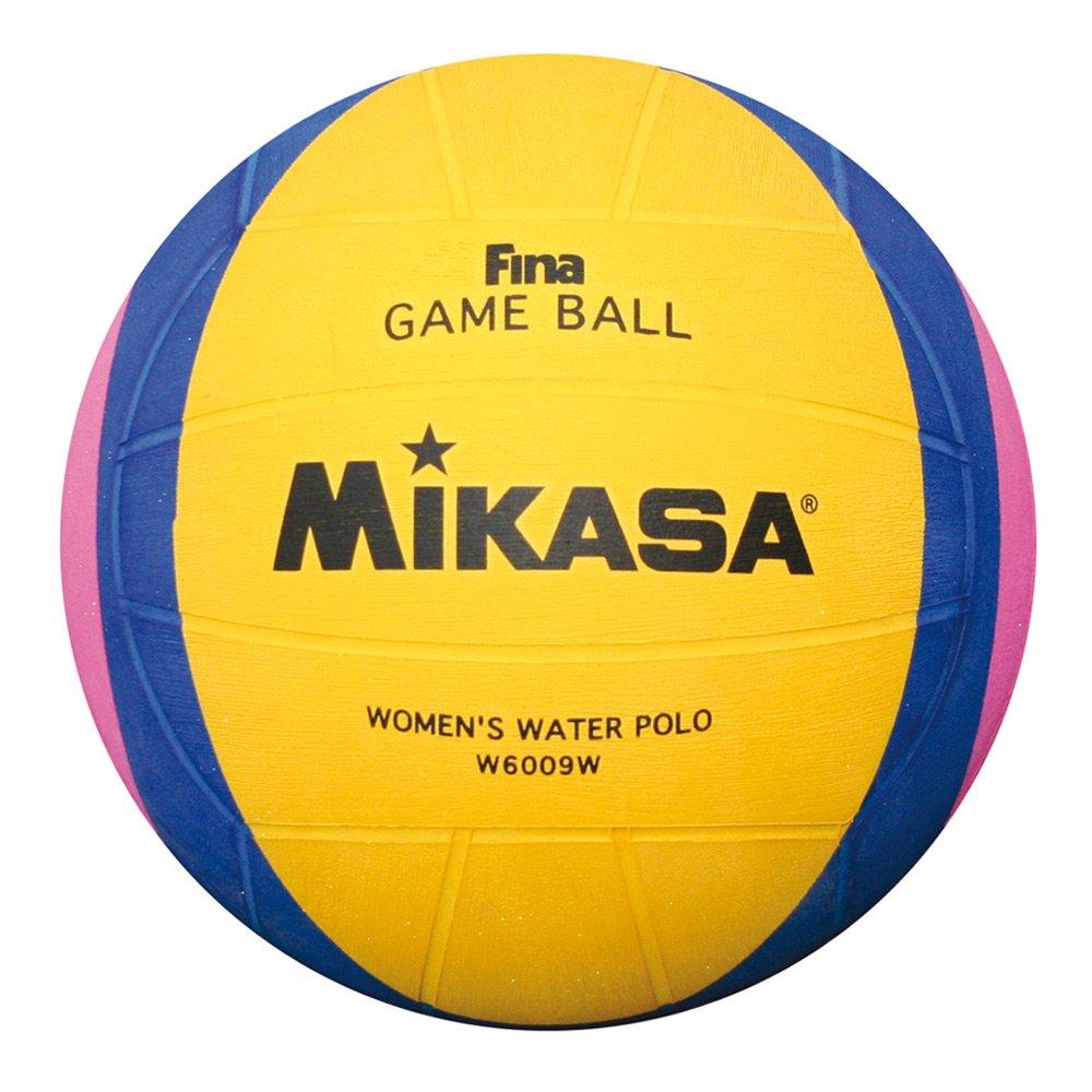 Mikasa, Palla giochi acquatici, Multicolore (mehrfarbig), Taglia unica 1208