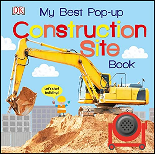 My Best Popup Book Construction Site