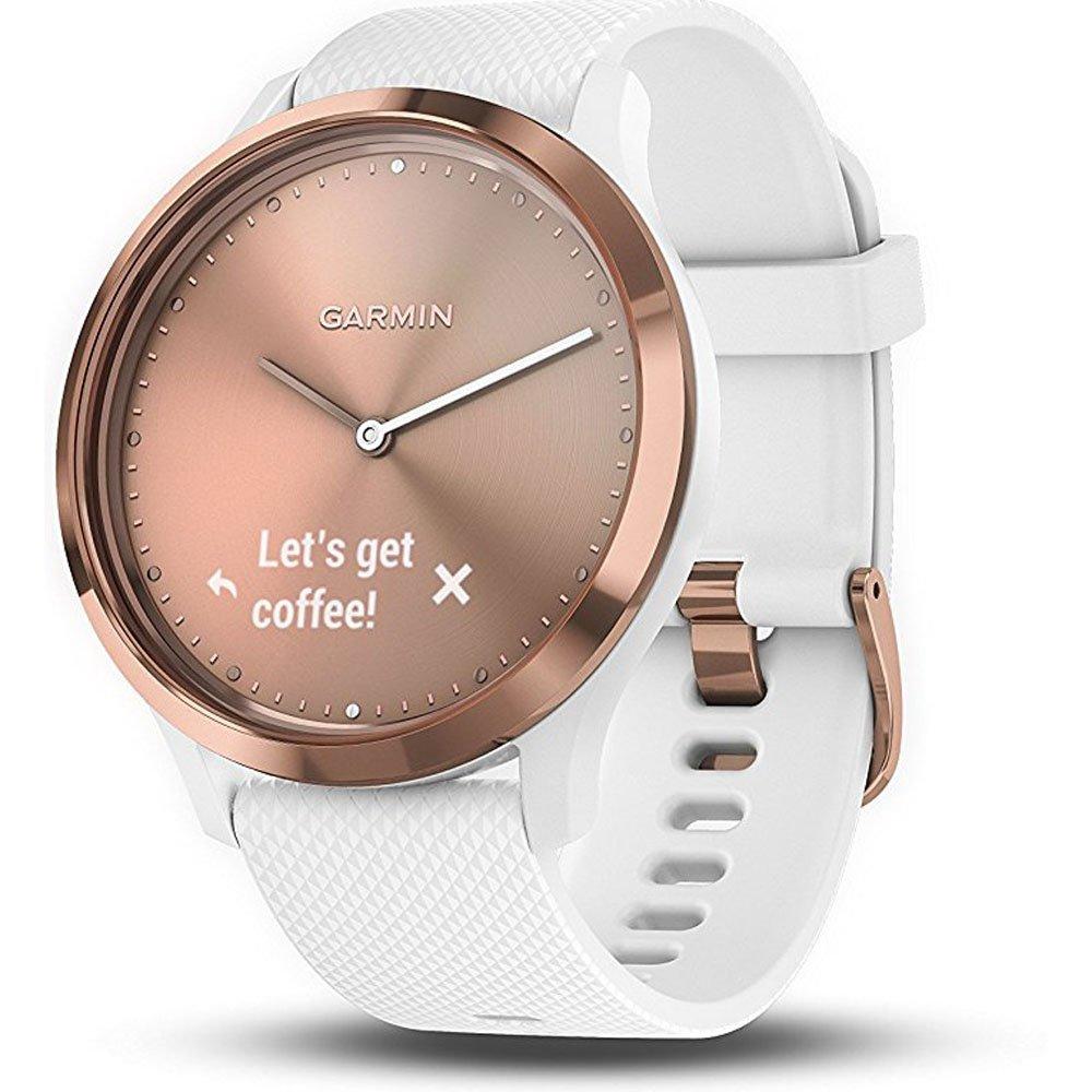 Amazon.com: Garmin Vivomove HR (Extended Warranty Bundle ...
