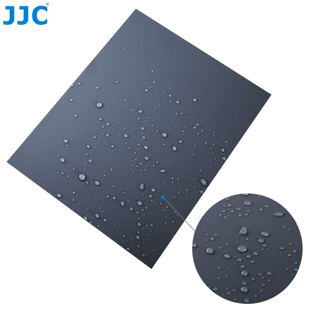 "18/% Neutral Grey White and Black Sets L Size: 10 x 8/"" // 254 x 202mm PROfoto.Trend//JJC Water Resistant White Balance Card"