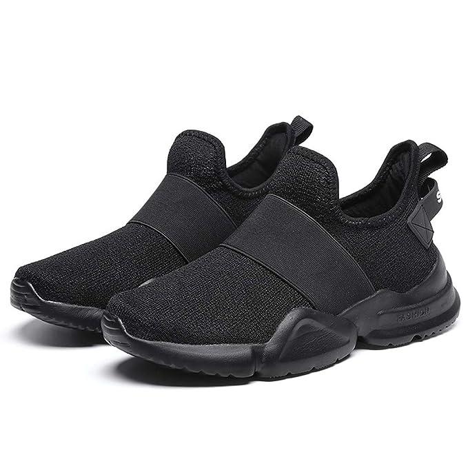 Amazon.com: Ninja Sneakers for Women の Slip On Running ...