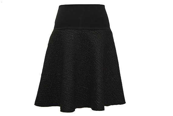 dunkle design Rock Midi Wolle  Amazon.de  Bekleidung a62928687b