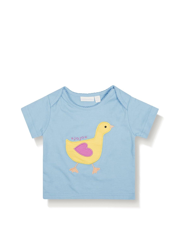 JoJo Maman Bebe Girls Baby Duck Top