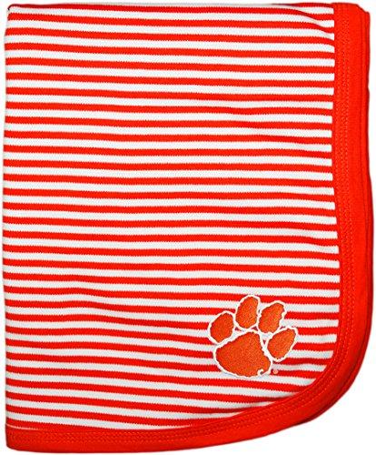 Clemson University Tigers NCAA Baby Blanket 33