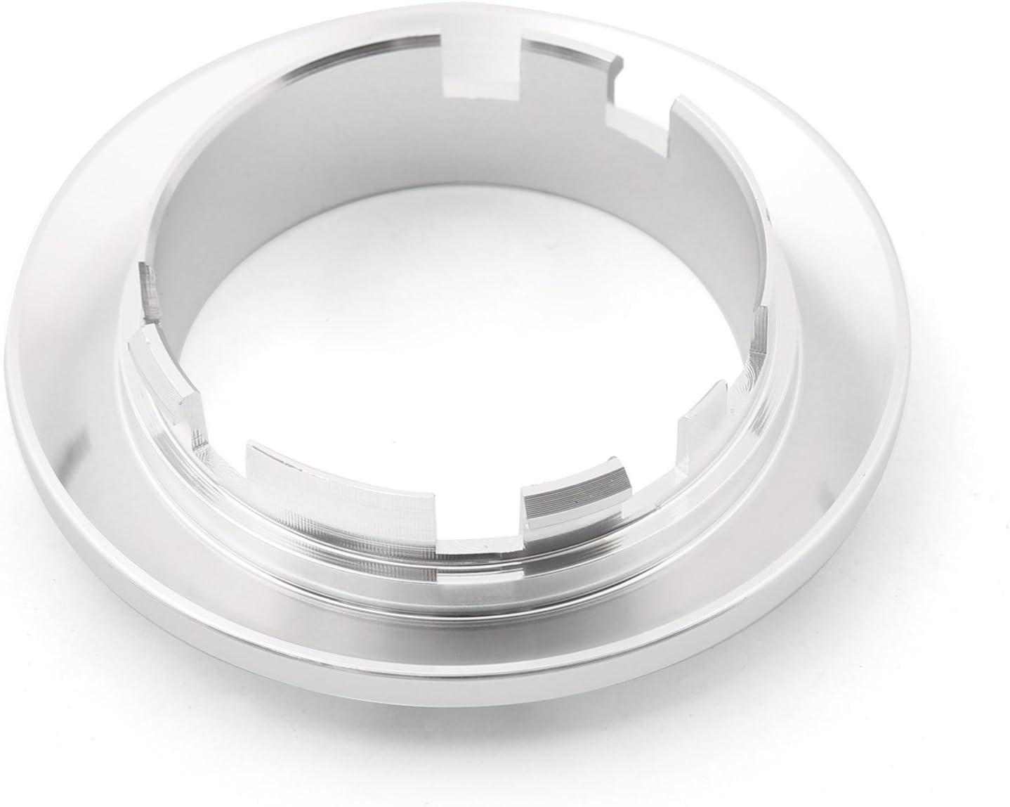 anillo protector para interruptor de encendido para Yamaha TMAX T-MAX 530 2013 2014 2015 Artudatech tapa para interruptor de encendido de motocicleta