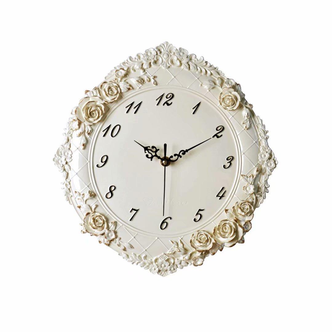 立体 現代 時計 リビング シズネ 掛け時計 おしゃれ 掛時計 壁掛け リビング 飾り レストラン ファッション SFANY B07F1L22JL