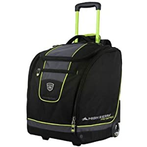 High Sierra Wheeled Trapezoid Boot Bag