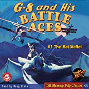 G-8 and His Battle Aces #1, October 1933   Robert J. Hogan
