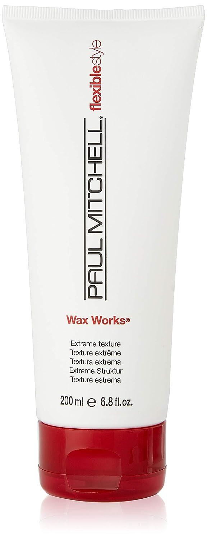 Paul Mitchell Flexible Style Wax Works Gel, 6.8 Fl Oz