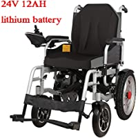 Fully Automatic Intelligent Portable Wheelchair, Folding Lightweight Wheelchair