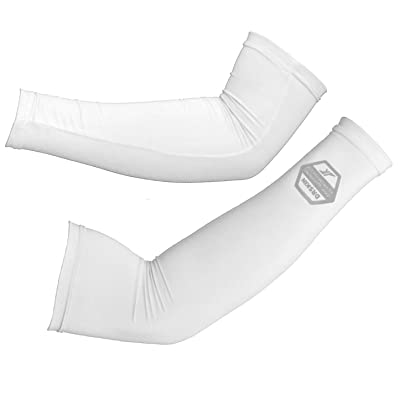 03992ca9c94 DRSKIN Arm Compression Sleeve - Men and Women s Arm Compression Sleeves -  True Graduated Compression -