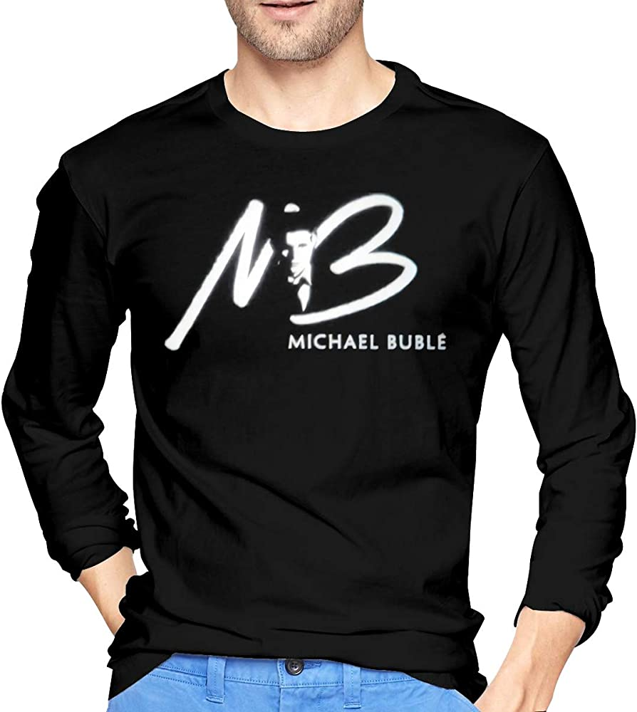 Cool Michael Bubl S Black Shirts
