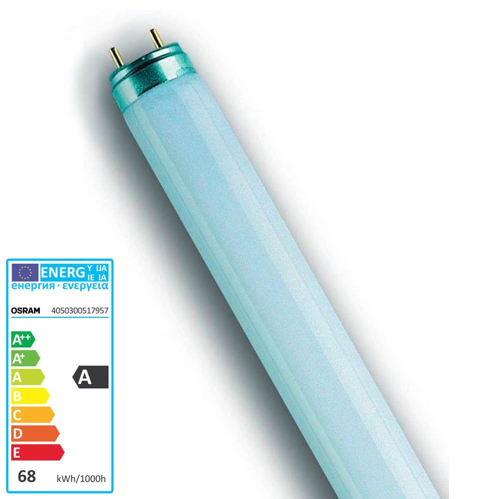 10 Stü ck Leuchtstofflampen L 58 Watt 840 - Osram
