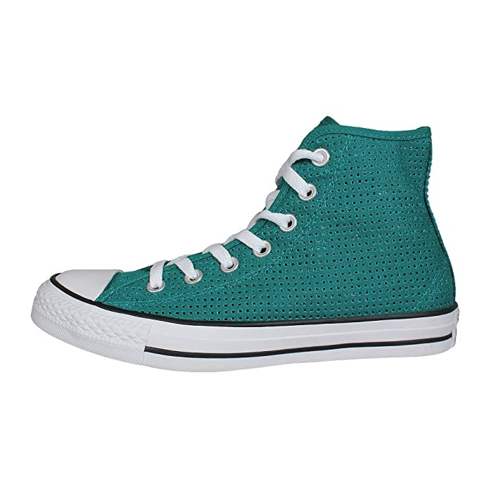 Converse Chuck All Star Damen Sommer Sneaker High rebel teal