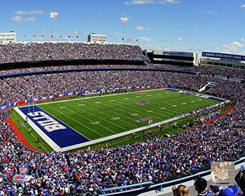 (Buffalo Bills Ralph Wilson Stadium Photo (Size: 20