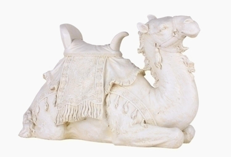 20'' Joseph's Studio Seated Camel Outdoor Christmas Nativity Statue