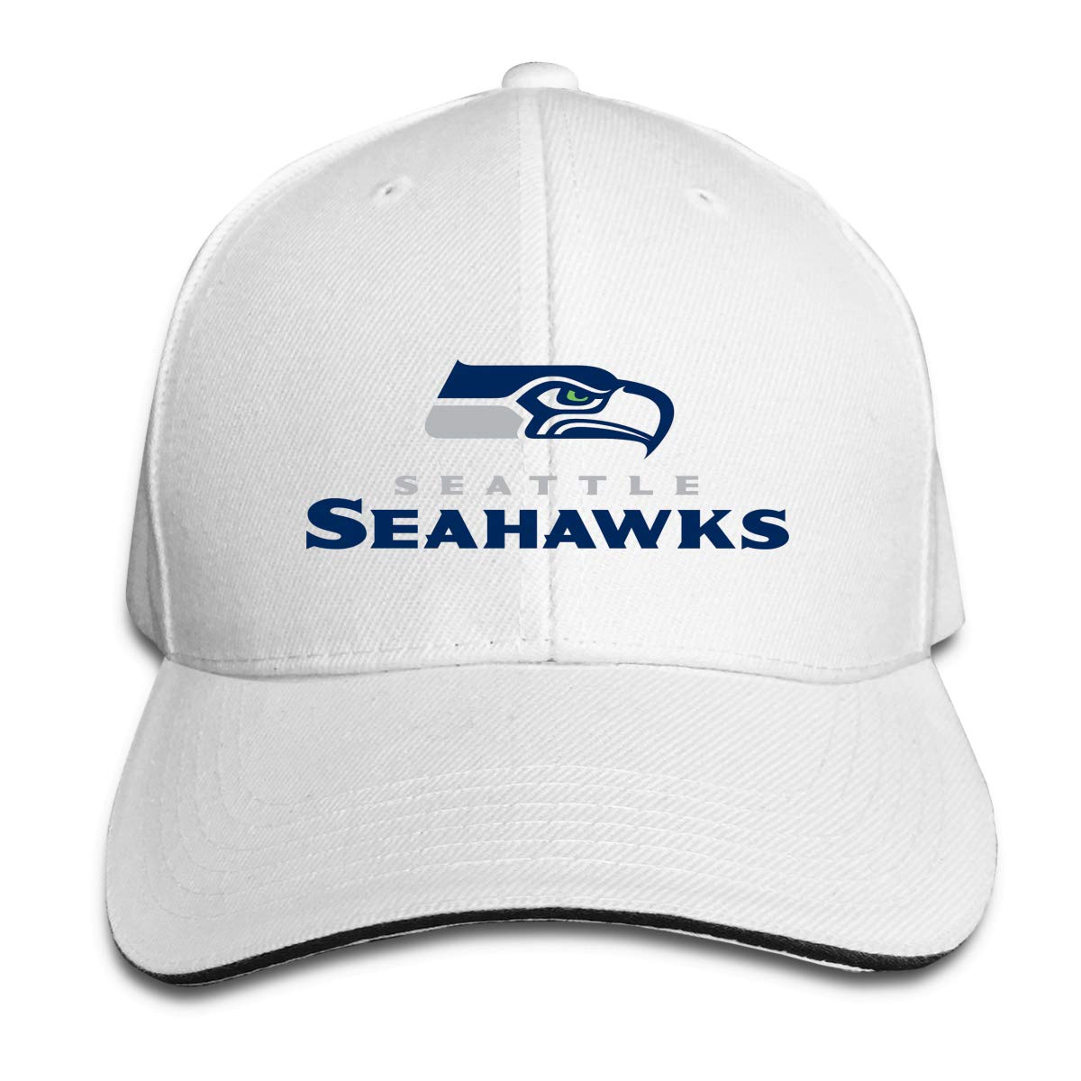 Main-Theme Seattle Seahawks Adjustable Hat One Size Fits All,Gray