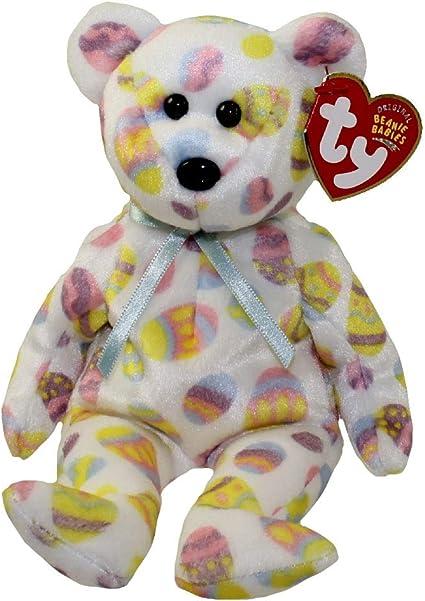 Ty Beanie Baby EGGS II the Easter Bear