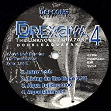 Drexciya - Drexciya 4 - The Unknown Aquazone - Double Aquapak ... - Submerge - SVE-3