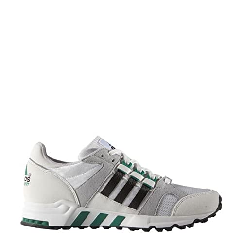 adidas Equipment Running Cushion 93, Vintage White-Core Black-Sub Green:  Amazon.co.uk: Shoes & Bags