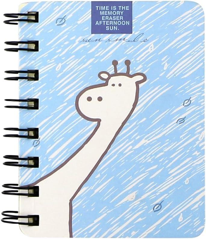 Mini espiral blocs de notas para la fiesta de Kid Dibujo libro DIY arañazos Pack de 4: Amazon.es: Oficina y papelería