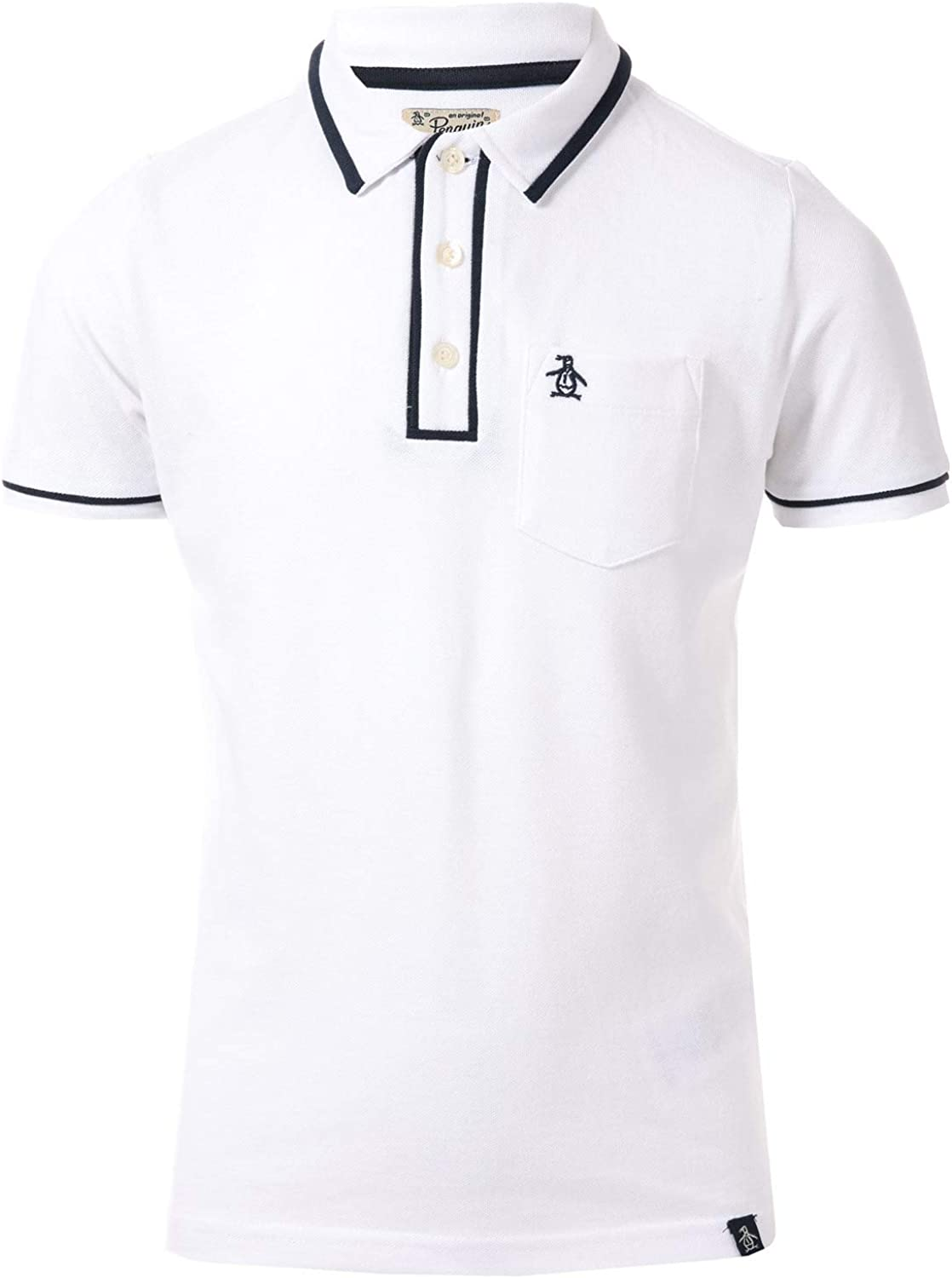 ORIGINAL PENGUIN - Polo - para niño: Amazon.es: Ropa y accesorios