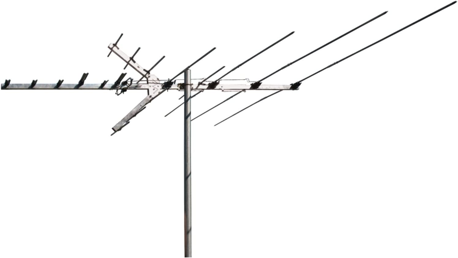 RCA Outdoor Long-Range Hdtv Yagi Antenna with 100+ Mile Range