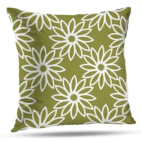 Amazon.com: Pakaku Fundas de almohada para sofá/cama, 20.0 x ...