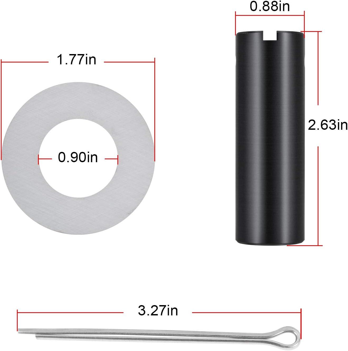 17-99353//17-8M0073409 MerCruiser Lower Gimbal Housing Steering Pin for Alpha Bravo
