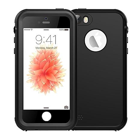 iphone se custodia impermeabile