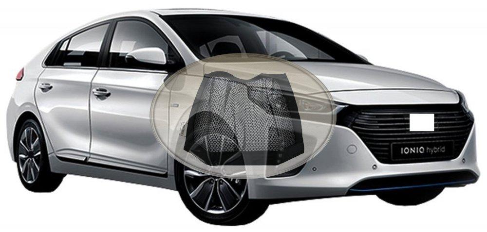 Kofferraumwanne Antirutsch für Hyundai Ioniq Hybrid Elektro 5-Türer 2016