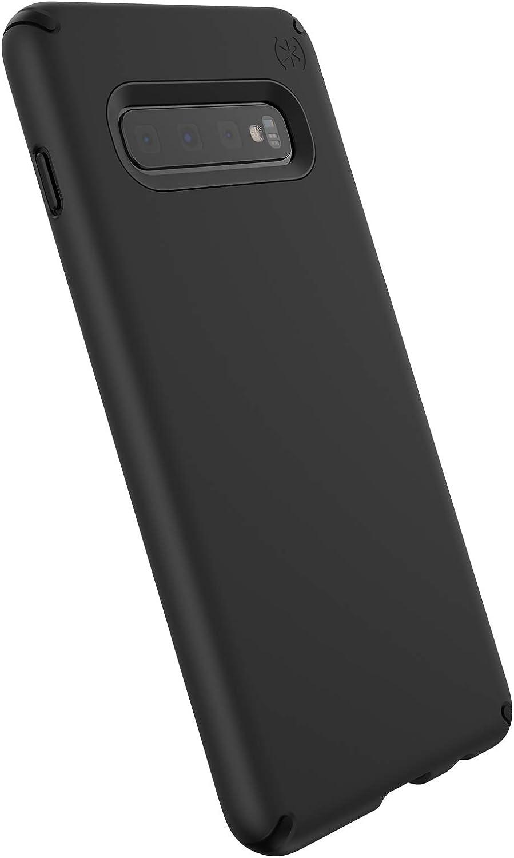Speck Products Presidio Pro Samsung Galaxy S10 Case, Black/Black