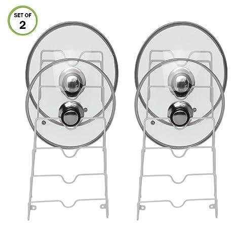 Amazon.com: Evelots - Organizador de pared para 6 macetas y ...