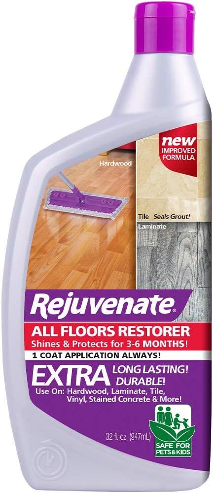 Amazon Com Rejuvenate All Floors Restorer And Polish Fills In