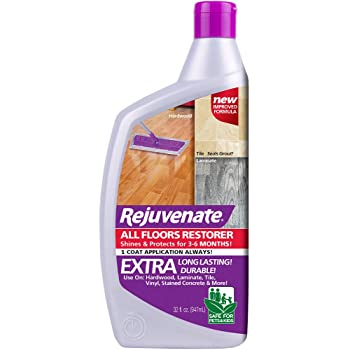 Rejuvenate All Floors 32 oz. Linoleum Floor Cleaner