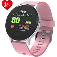 $39 » BingoFit Epic Fitness Tracker Smart Watch, Activity Tracker with Heart Rate Monitor, Waterproof…