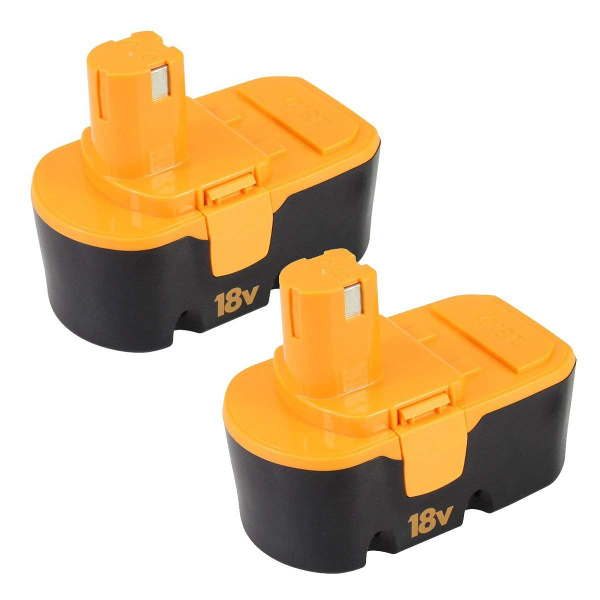 Forrat pour Makita 14.4V 3.0Ah Ni-NH Replacement Batterie Pa14 1420 1422 1433 1434 435 1435F(2packs)